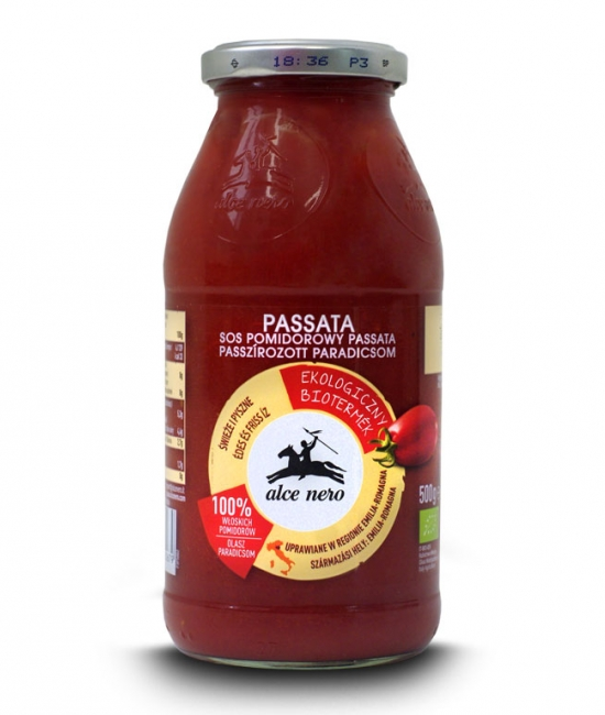 Sos pomidorowy BIO 500g Alce Nero