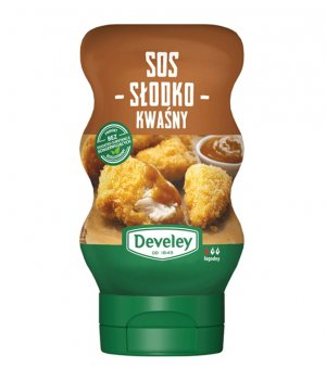 Sos słodko kwaśny 270ml Develey
