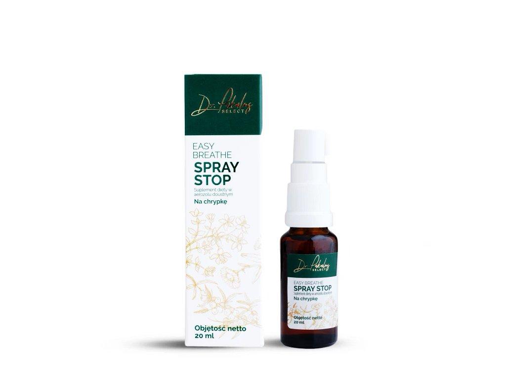 Spray STOP na chrypkę 20ml Dr. Pakalns