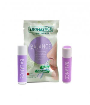 Inhalator do nosa AromaStick Balance
