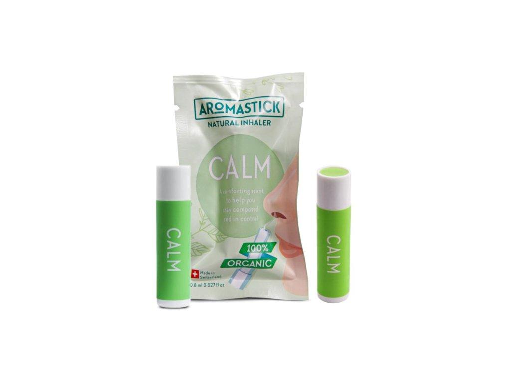 Inhalator do nosa AromaStick Calm
