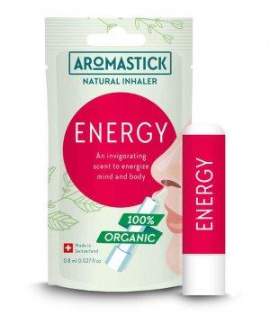 Aromastick naturalne zapachy energetyczne sztyft do nosa