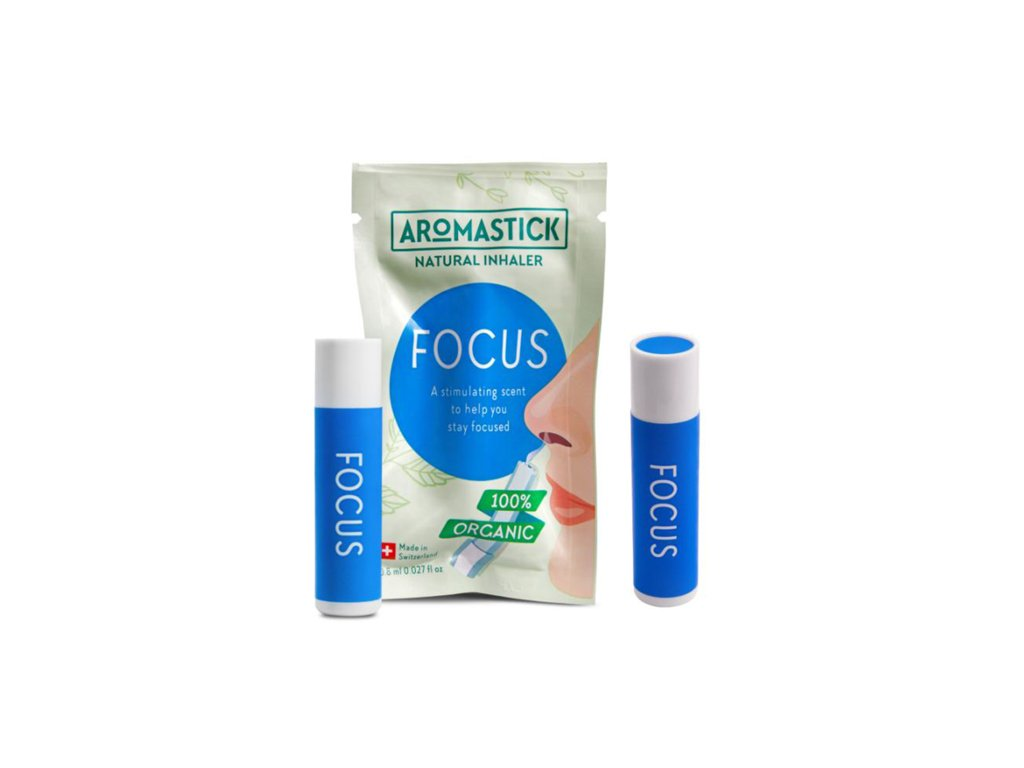 Inhalator do nosa AromaStick Focus