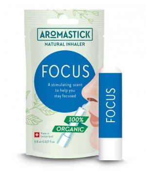 Sztyft do nosa Aromastick koncentracja - naturalny inhalator