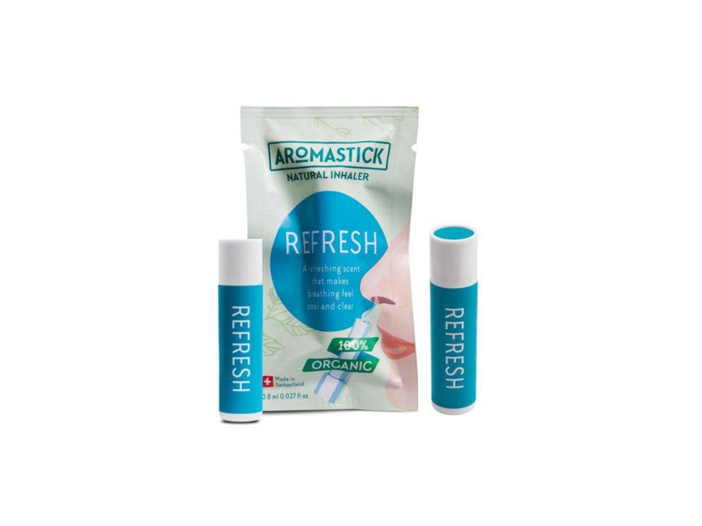 Inhalator do nosa AromaStick Refresh