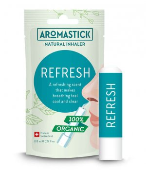 Sztyft do nosa Aromastick świeżość - naturalny inhalator