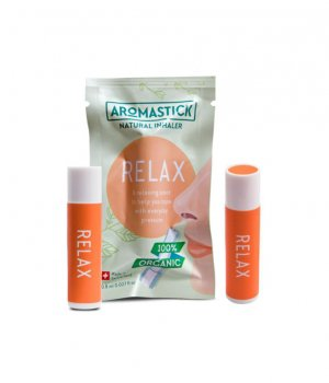 Inhalator do nosa AromaStick Relax