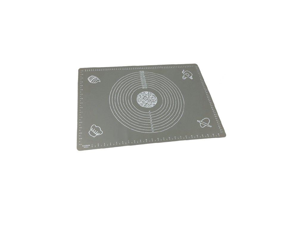 Stolnica silikonowa 65x45 szara