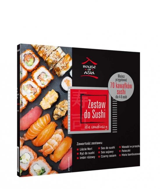 Zestaw do sushi House of Asia