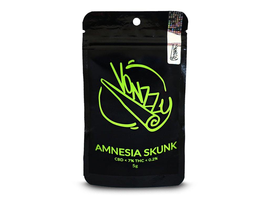 Susz konopny Amnesia Skunk 5g Vonzzy