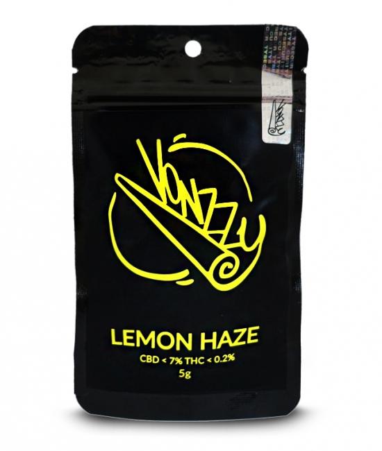 Susz konopny Lemon Haze 5g Vonzzy