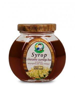 Syrop z kwiatów bzu czarnego Opinie Cena Zastosowanie