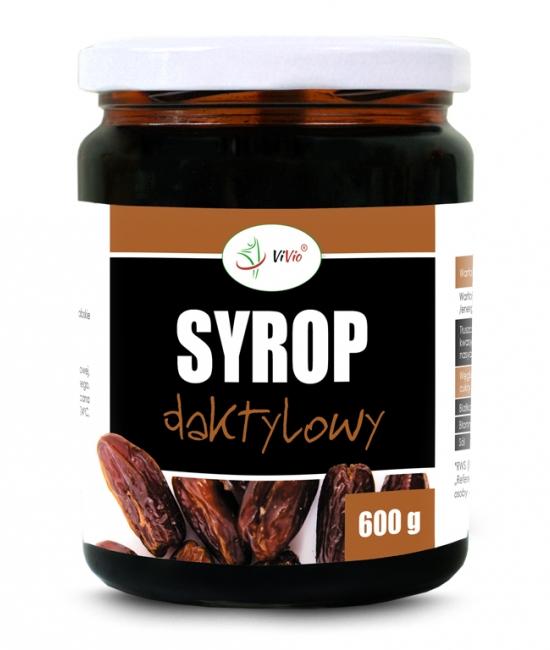 Syrop daktylowy 600g