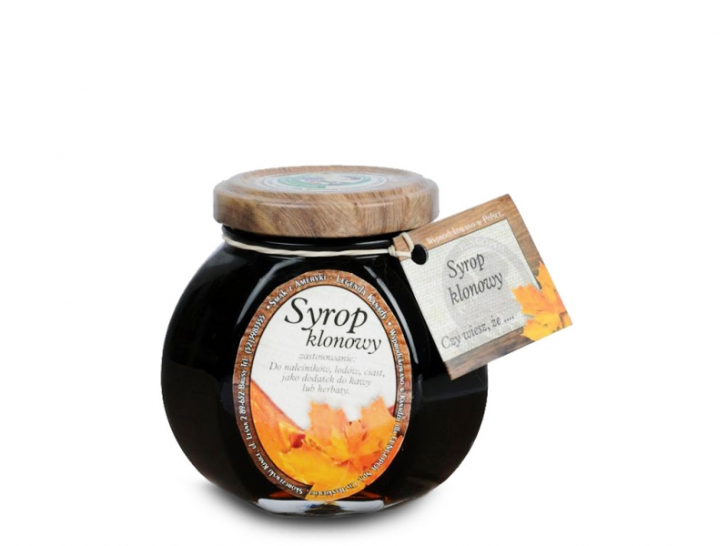 Syrop klonowy 170 ml