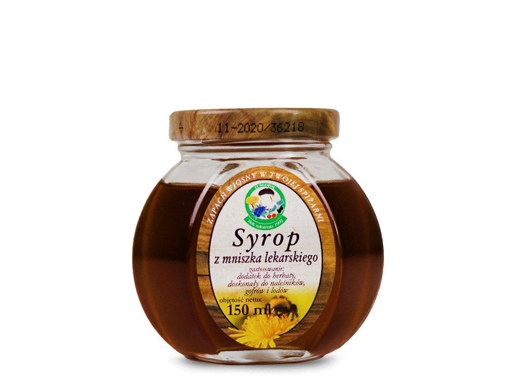 Syrop z mniszka lekarskiego opinie, właściwosci, cena