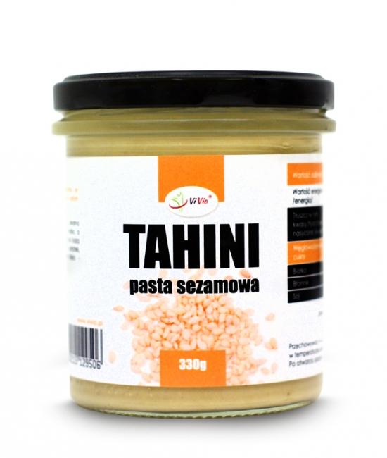 Tahini pasta sezamowa naturalna cena, właściwosci zastosowanie