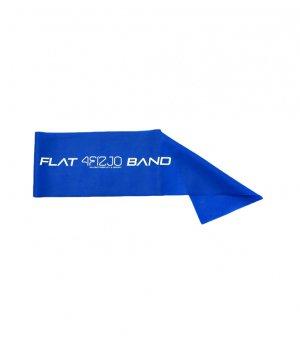 Taśma rehabilitacyjna Flat Band niebieska 0,3mm