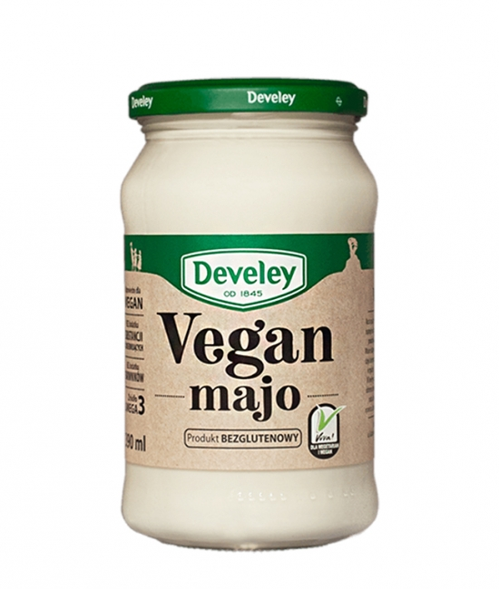 Vegan majo majonez wegański 390ml Develey