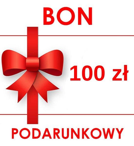 Bon podarunkowy 100