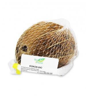 BIO kokos świeży (około 0,4kg)