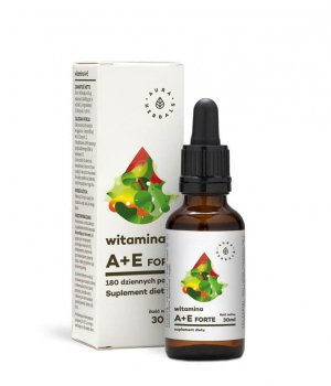 Witamina A+E FORTE krople 30ml
