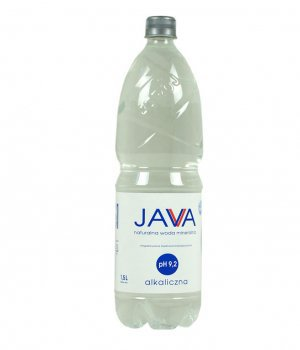 Woda Java, woda alkaiczna, woda jonizowana cena