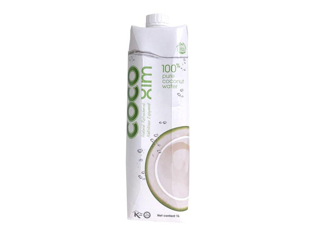 Woda kokosowa 1L Cocoxim