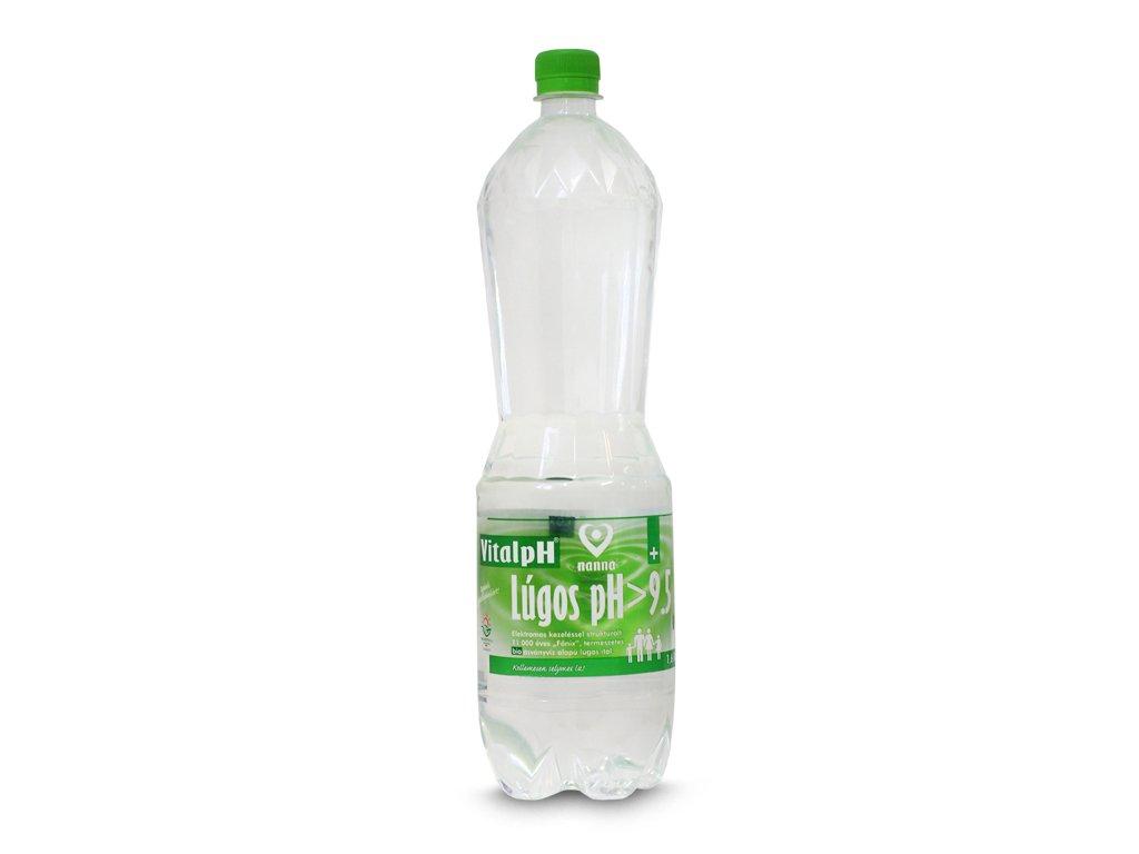 Woda alkaliczna ph 9,5 Lugos 1600ml