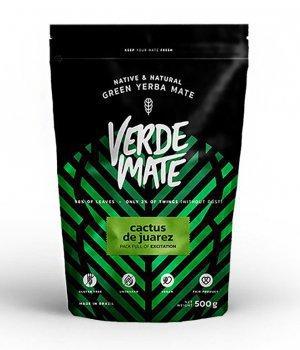 Yerba Verde Mate Green Cactus 500g