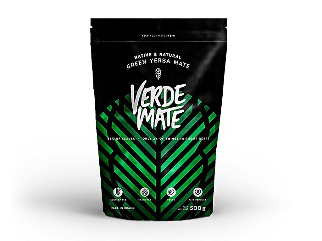 Yerba Verde Mate Green Despalada 500g