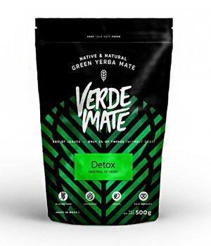 Yerba Verde Mate Green Detox 500g