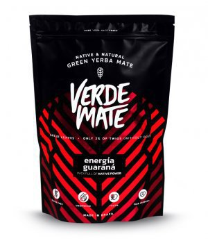 Yerba Verde Mate Green Energia Guarana 500g