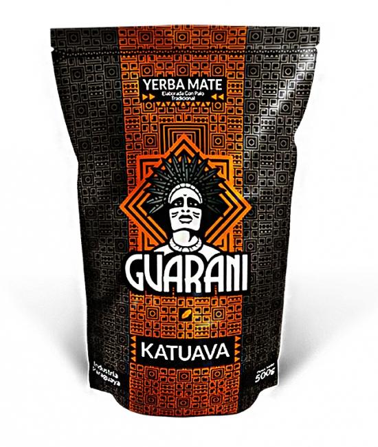 Yerba Mate Guarani Katuava 500g