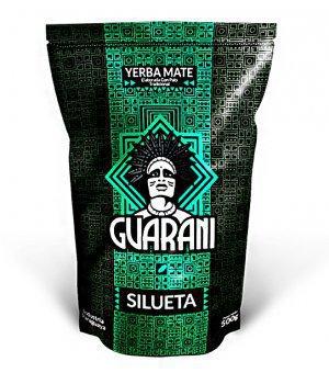 Yerba Mate Guarani Silueta 500g