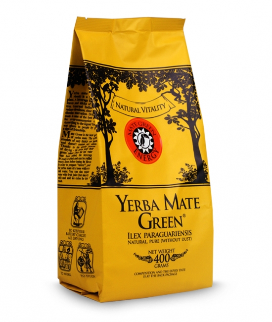 Yerba Mate Green ENERGY 400g