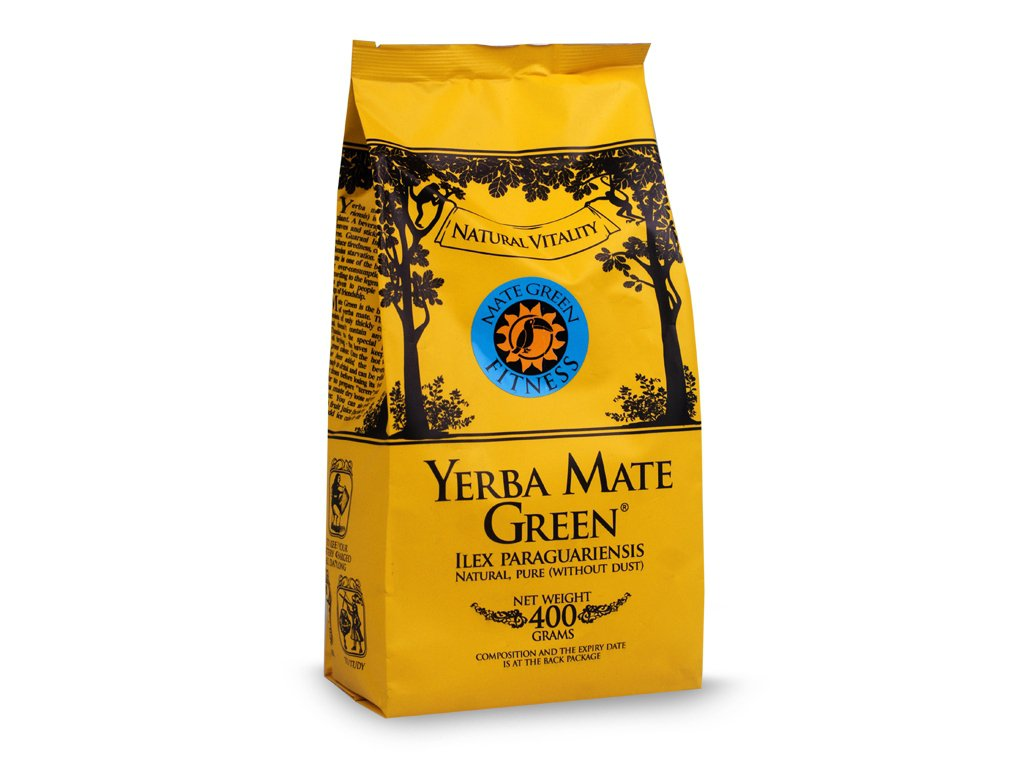 Yerba Mate Green FITNESS 400g