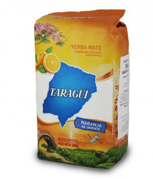 Yerba mate Targui Narancha Oriente pomarańczowa cena
