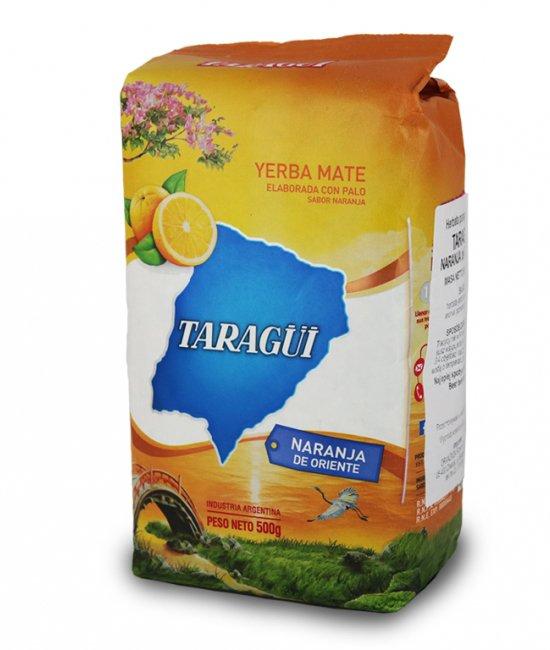 Yerba Mate Taragui Naranja Oriente Pomarańcz 500g