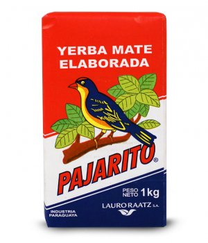 Yerba Pajarito Elaborada Con Palo Tradiciona 1000g