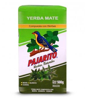Yerba Pajarito Compuesta con Hierbas 500g
