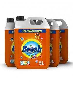 Niemiecki żel do prania Bresh 4 x 5L 600 prań