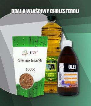 Dbaj o właściwy cholesterol