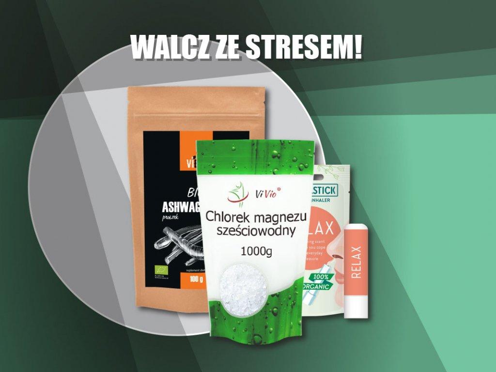 Walcz ze stresem