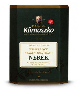 Zioła wspomagające pracę nerek 40g, Klimuszko, właściwości