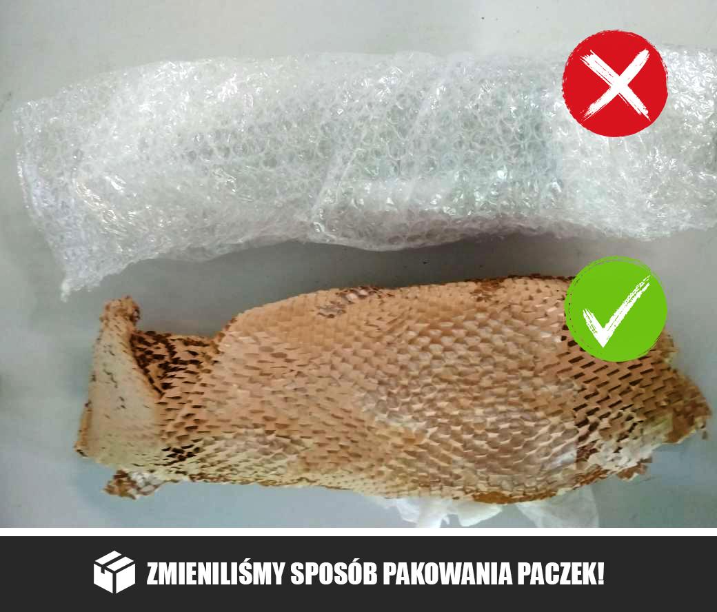 ekologiczne pakowanie