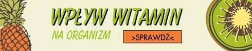 wpływ witamin na organizm
