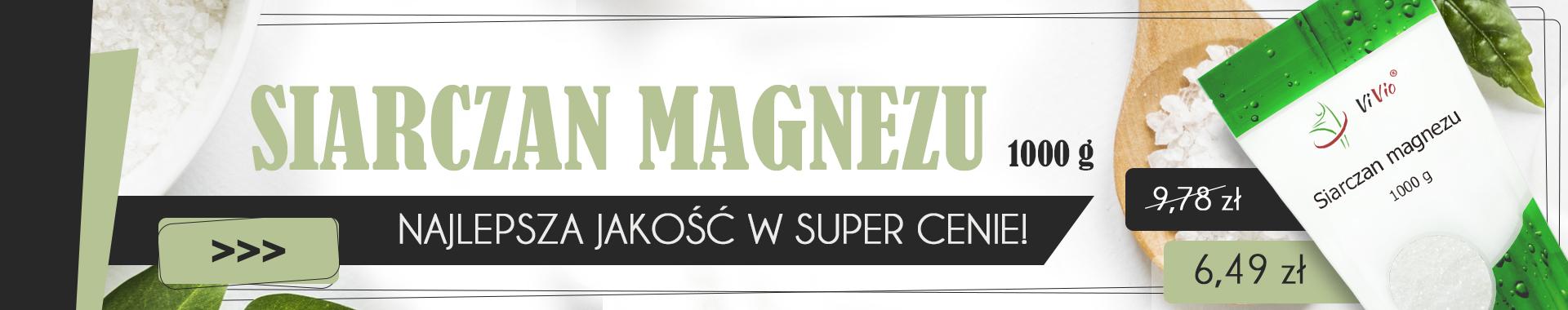 Siarczan magnezu 1000g