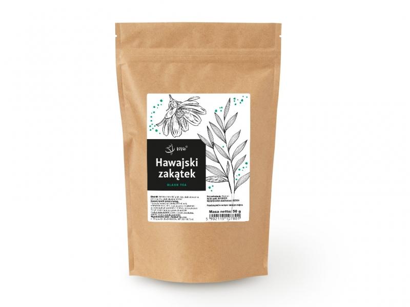 Herbata hawajski zakątek