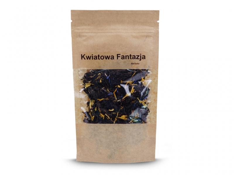 Herbata kwiatowa fantazja