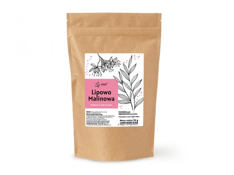 Herbata lipowo-malinowa